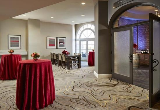 San Mateo, CA: Synergy Meeting Room – Pre-Function Area