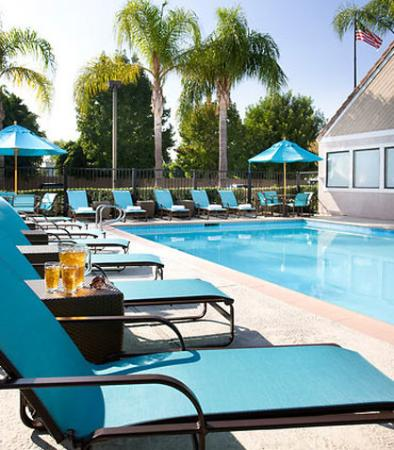Placentia, CA: Outdoor Pool