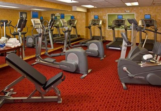 Bethesda, MD: Fitness Room