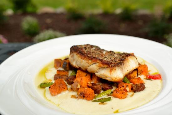 Alexandra's American Fusion: Chesapeake Rockfish