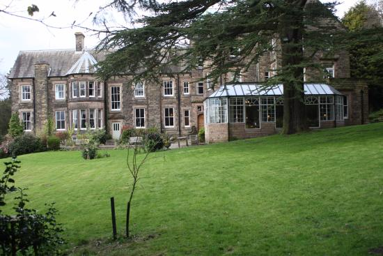 Makeney Hall Hotel Resmi