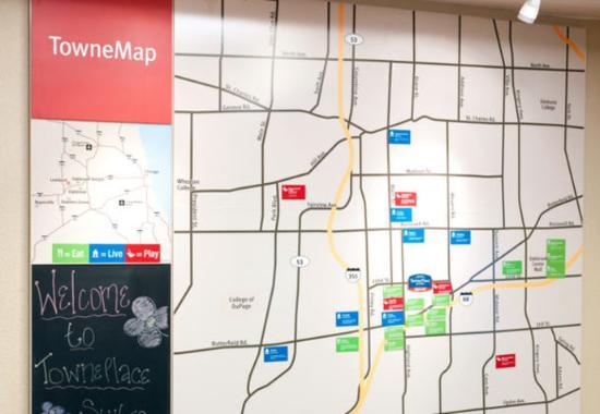 Lombard, Илинойс: TowneMap