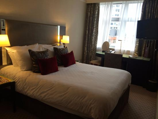The Cavendish London: Our cosy Classic Double room.