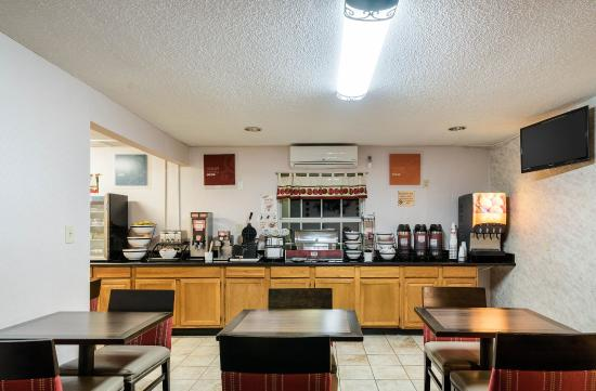 Comfort Inn: VABreakfast Area