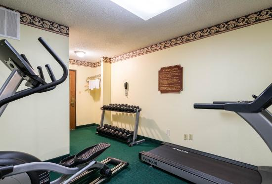 Comfort Inn: Fitness Room