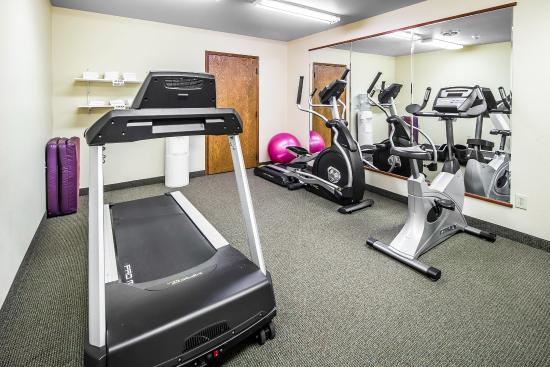 Comfort Inn Kodiak: Fitness