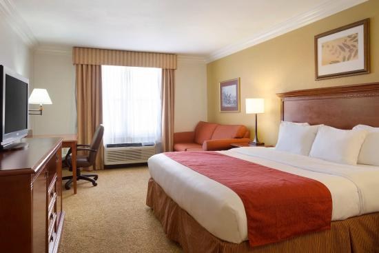 Country Inn & Suites By Carlson, Nashville: Guest Room