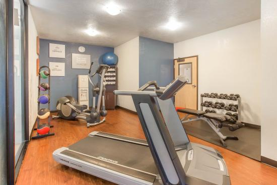 Comfort Suites Vancouver: Fitness