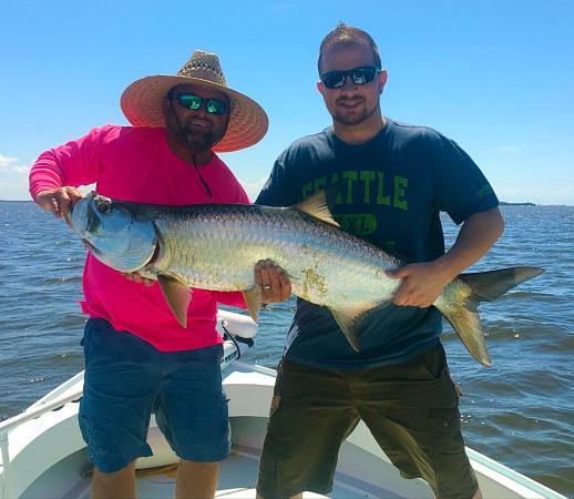 FishSkinner Charters: Tarpon Charters