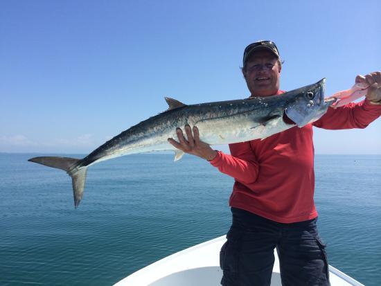 FishSkinner Charters: Kingfish