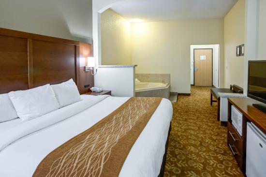 Comfort Suites Kansas City - Liberty : MOKNGJCZZISTE