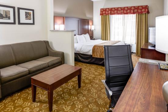 Comfort Suites Kansas City - Liberty : MOKNGSTE