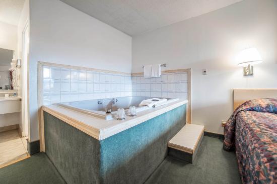 Boardman, Oregón: Whirlpool room