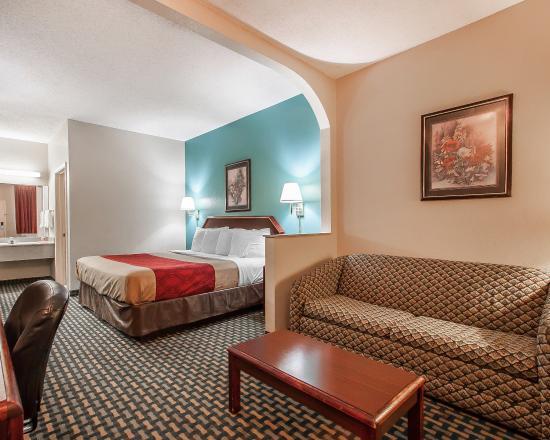 นอร์ทพอร์ต, อลาบาม่า: Guest Room