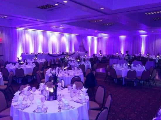 Wedding Reception - Park Plaza Bloomington