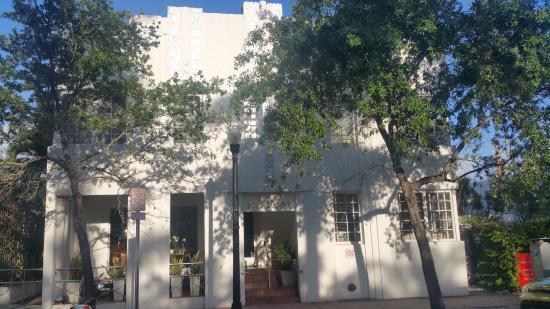 Hotel St. Augustine: Fachada