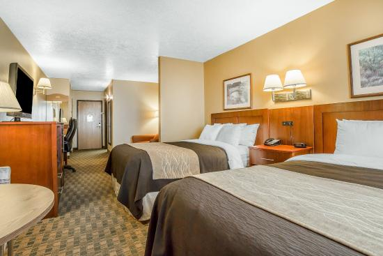 Fillmore, UT: Guest Room