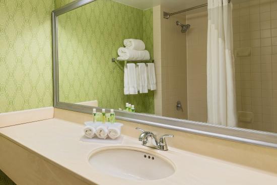 Sandston, VA: Guest Bathroom