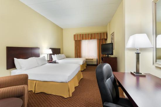 Sandston, VA: Double Bed Guest Room
