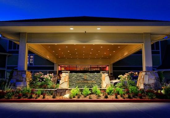 Lake Arrowhead, Kalifornien: Entrance