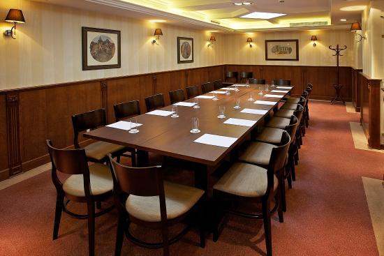 Gold Hotel Wine & Dine: Meetingroom