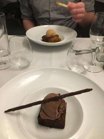 Haslemere, UK: Pudding from the Kings Pantry