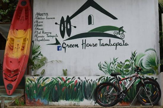 Green House Tambopata