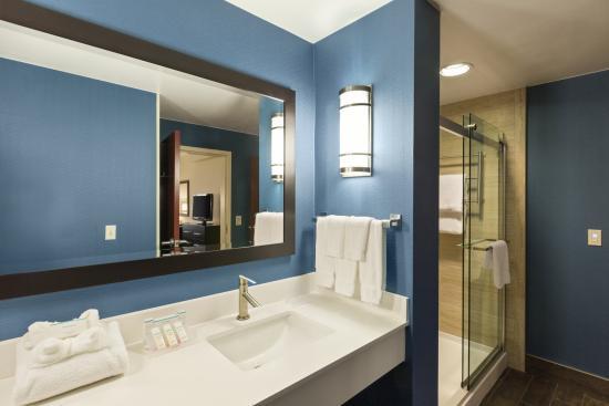 Hilton Garden Inn Houston NW/Willowbrook: Suite Bathroom