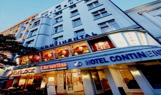 Photo of Continental Hotel Hamburg