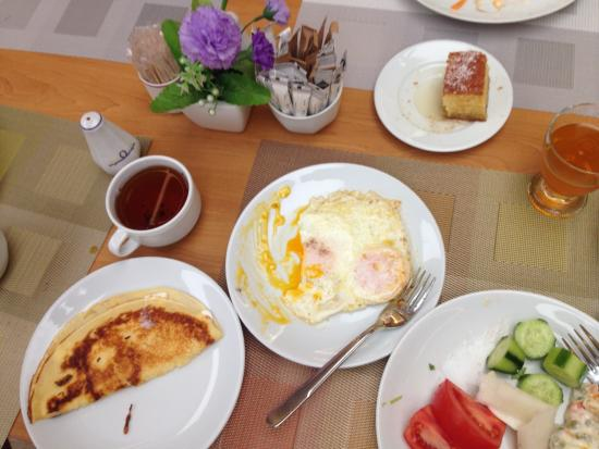 Prestige Otel: very good and delicious breakfast