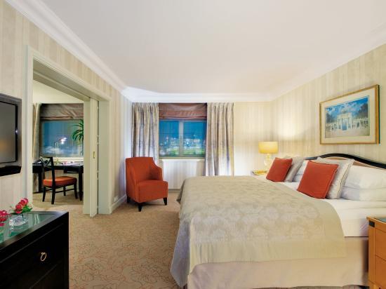 อินเตอร์คอนติเนนตัล เวียนนา: Our 50 sqm Junior Suites are located on floors 10 to 12