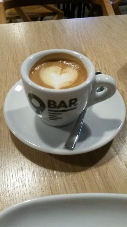9BAR: Loved the coffee