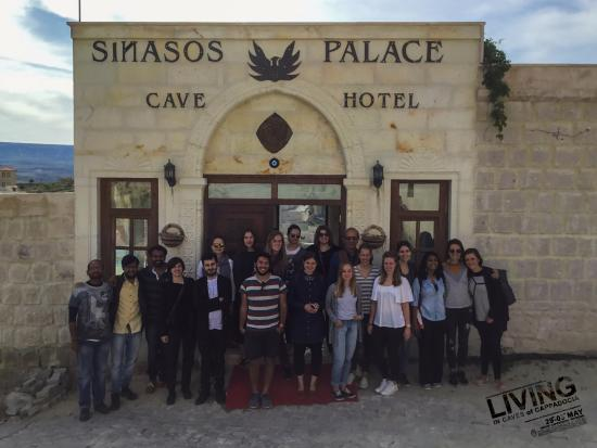 Sinasos Palace Cave Hotel Picture
