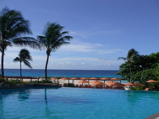 Infinity Pool Bild Von Hilton Barbados Resort Bridgetown