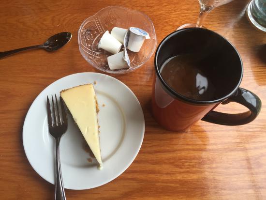 Berkeley Springs, WV: Cheesecake
