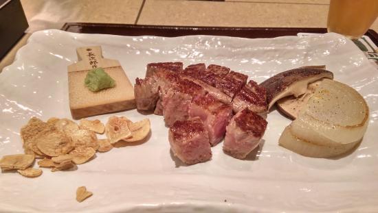 Izutsuya: beef