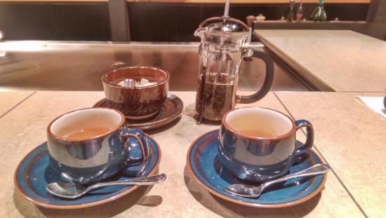 Izutsuya: tea