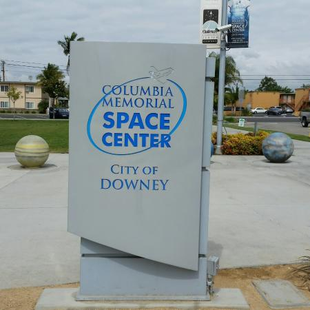 ‪Columbia Memorial Space Center‬
