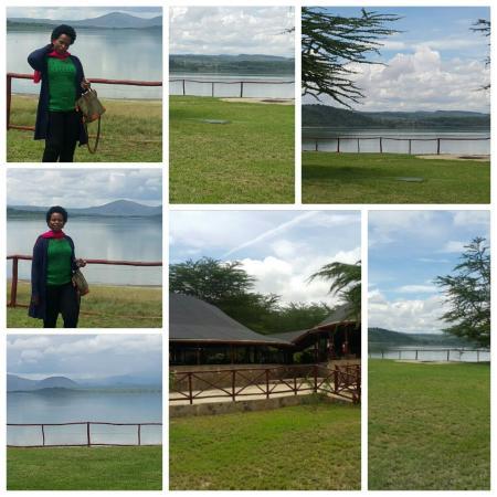 Lake Elementaita, Quênia: Beautiful place