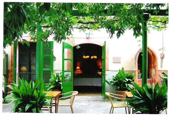 Lloret de Vista Alegre, إسبانيا: Exterior
