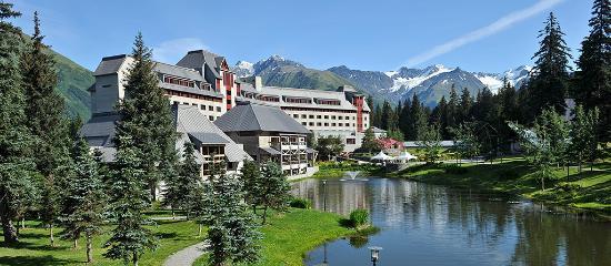 Photo of Hotel Alyeska Girdwood