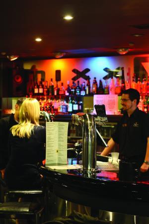 วางกานูอี, นิวซีแลนด์: Mixx Bar