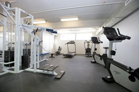 Copthorne Hotel Palmerston North: Gym