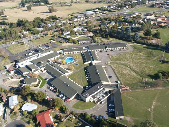 Copthorne Hotel & Resort Solway Park, Wairarapa: Aerial View