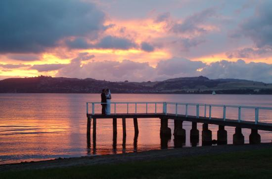 Millennium Hotel and Resort Manuels Taupo: Wedding