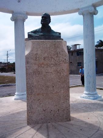 Hemingway Memorial
