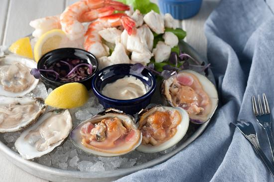 The Windrift Restaurant: Jersey Shore Sampler