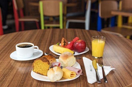 Ibis Sao Paulo Interlagos: Breakfast
