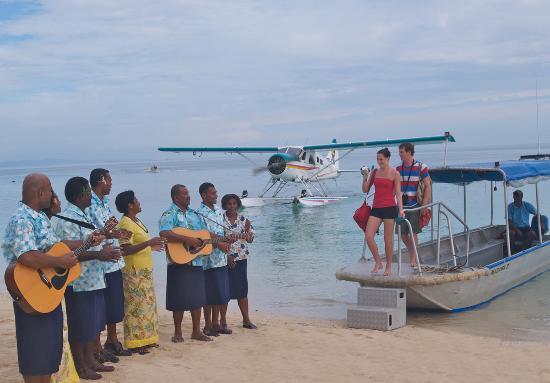 Кастэвей-Айленд (Калито), Фиджи: Castaway Island, Fiji - welcome4