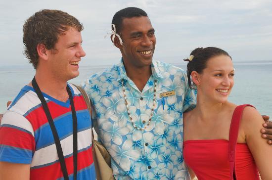 Кастэвей-Айленд (Калито), Фиджи: Castaway Island, Fiji - welcome5